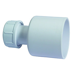 McAlpine Tundish Universal Outlet 19/23mm x 50mm TUN-2