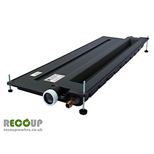 Recoup Easyfit+ Waste Water Heat Recovery System