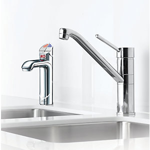Zip BCH160/175g4 HydroTap 4in1 Boiling, Chilled Filtered Water & Classic Mixer Tap HT1723UK