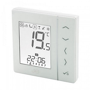 John Guest Speedfit 230V Thermostat & Hot Water White JGSTAT2W