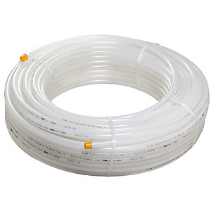 Solfex PEXline 5 Layer Pipe White 16mm x 2.0mm 75m Coil UFH-PIPE-MP16/75