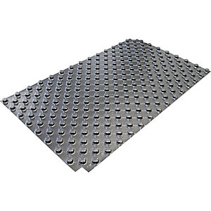 Solfex Rapid Clip Plate for 10 - 12 mm Pipe UFH-ACC-PCR