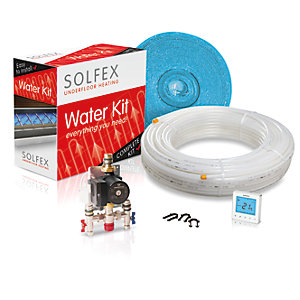 Solfex Underfloor Heating Room Water Kit