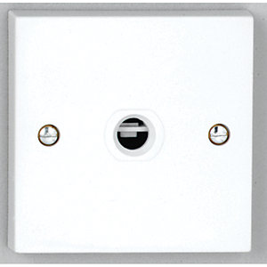 Vimark 20A 3 Term Connection Plate - V1215