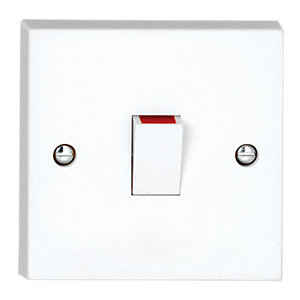 Vimark 20A Switch with Flex Outlet Option - V1213