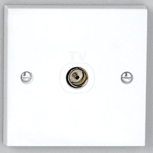 Vimark Isolated Coaxial Outlet - V1264