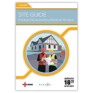 Niceic Site Guide for Installations <100A