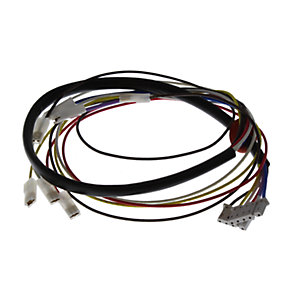Glow-worm S458068 Fan / Air Pressureswitch / Overheat Stat Harness