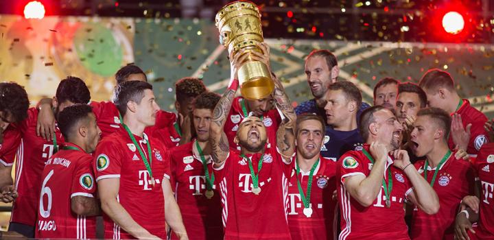 Pokalsieg 2016