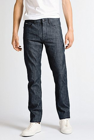 Jeans Fit Guide For Men Find The Perfect Jeans By Hugo Boss