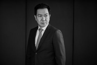 A picture of SangYup Lee, the Executive Vice President and Global Head of Hyundai Design Center.