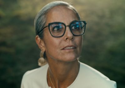 Hyundai ambassador Maria Cornejo is a New York fashion designer who works for sustainability causes.