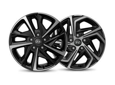 17'' kola z lehké slitiny s pneu
