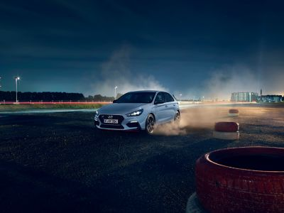 Video of Hyundai N Experience.