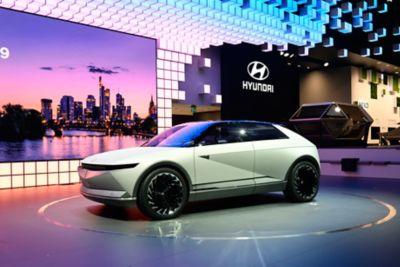 Prezentacja konceptu 45 podczas Frankfurt Motor Show