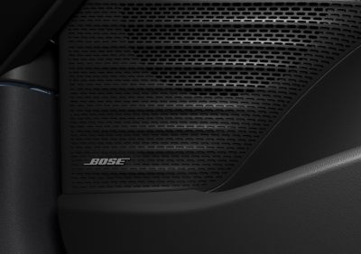 Sistema de sonido premium BOSE del Hyundai i20 N.
