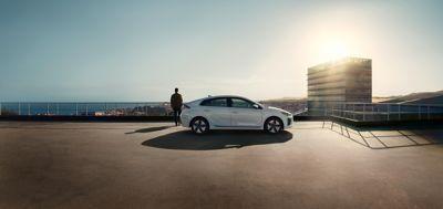 Design nowego Hyundaia IONIQ Hybrid.