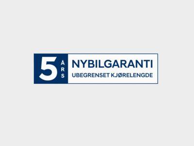 Garantilogo Hyundai Norge. Logo.