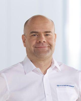 Image of Andrea Adamo - Team Principal