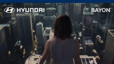Vidéo de présentation du nouveau SUV urbain Hyundai BAYON.