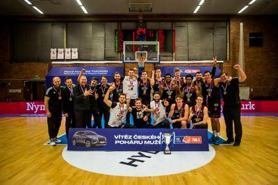 Vítězové českého poháru v basketbalu