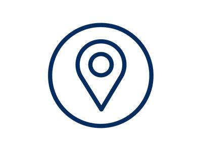 Ikona ilustrująca funkcję video chatu z dealerem na żywo dostępną dla klientów Hyundai.