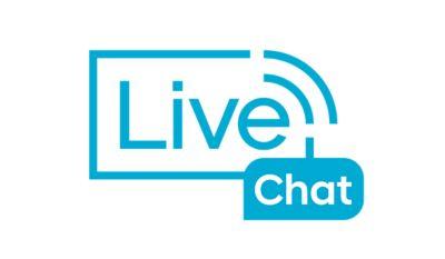 Hyundai Live chat icon.