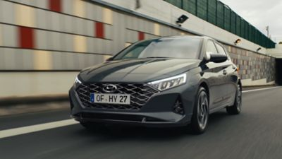 Video highlights van de nieuwe Hyundai i20.