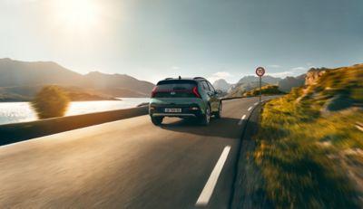 Illustration du Limiteur de vitesse intelligent.