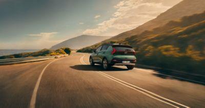 Le diverse modalità di guida del Nuovo Urban SUV compatto Hyundai BAYON: Normal, Eco e Sport.