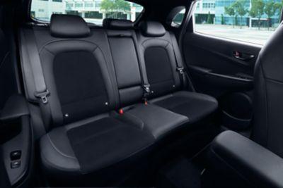 Interior del Hyundai KONA N.