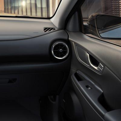 Wnętrze Nowego Hyundaia KONA.