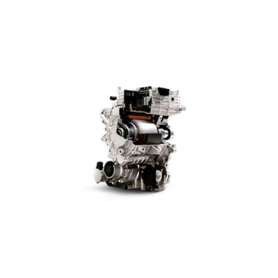 De elektromotor van de IONIQ 5.