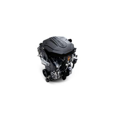 Clearcut of a Hyundai Diesel Smartstream engine.
