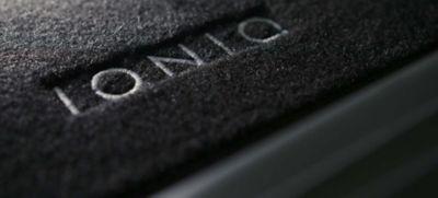 Fibres ECONYL® utilisées pour les tapis de sol du modèle IONIQ 5 de Hyundai