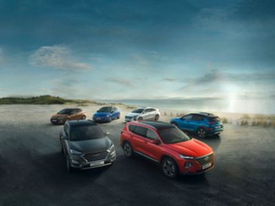 Hyundai Range biler. Foto