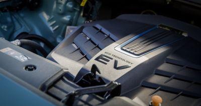 Immagine del motore Elettrico di Hyundai KONA Electric
