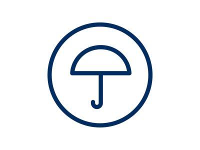 Icona ombrello