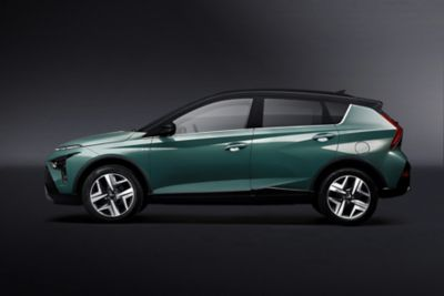 Profil modelu Hyundai BAYON.