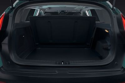 Trunk of the all-new Hyundai BAYON.