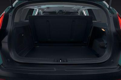 Bagażnik modelu Hyundai BAYON.