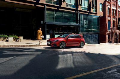 Video van de nieuwe Hyundai i30 N Line Hatchback.