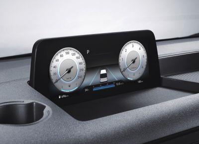 The Hyundai STARIA multi-purpose offers smart connectivity.