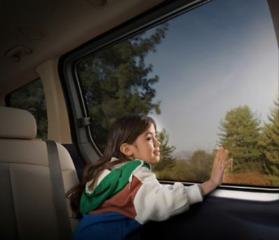 The Rear Occupant Alert (ROA) alerts you of any passenger left in the car.
