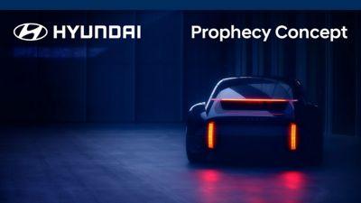 Wideo prezentujące koncept Prophecy