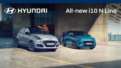 Wideo prezentujące Hyundaia i10 Nowej Generacji N Line.