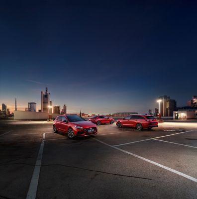 Descubre la nueva gama Hyundai i30 N Line.