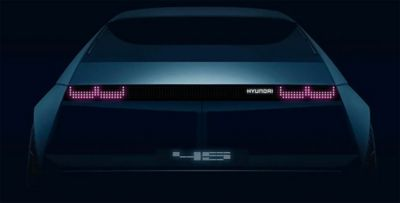 SangYup Lee viser frem konseptbilen Hyundai 45. video.