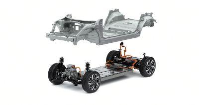 Ricarica più rapida e maggiore autonomia di guida nel SUV Crossover compatto elettrico Hyundai IONIQ 5.