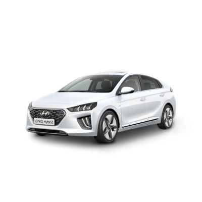 Cutout image of the Hyundai IONIQ Hybrid